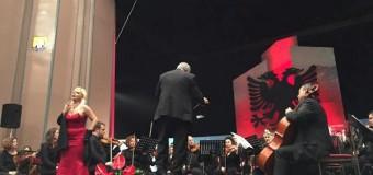 Shqiptarët në Ulqin kremtuan 28 Nëntorin, Ditën e Flamurit