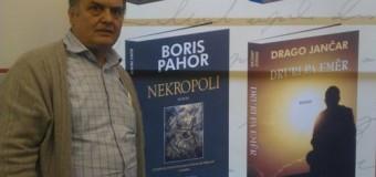 Nikollë Berishaj nga Tuzi në Panairin e Tiranës u paraqit me dy përkthime të reja