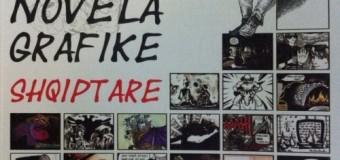 Krijuesi Agron Ujkashi paraqitet me një novelë grafike me legjenda anamalase