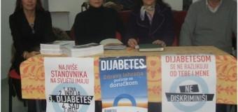 """Promovohet doracaku në gjuhën shqipe """" Jeta e shëndetshme e diabetikëve"""""""