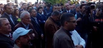 Në Ulqin u organizua protestë kundër diskriminimit në fushën e arsimit (video + foto)