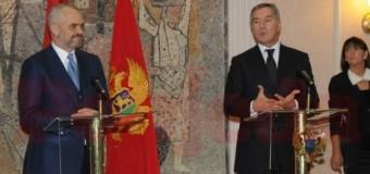 Mali i Zi i kërkon Shqipërisë përcaktimin e kufijve shtetërorë