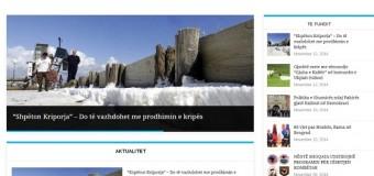 Ulqini Online me dizajn të ri