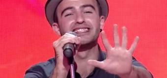 """Alldin Zhygjeli në gjysmëfinale të Festivalit  """" Kënga Magjike 2014"""" (video)"""