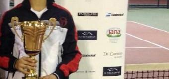 ITF Juniors U18 në Zagreb – Rrezart Cungu fiton vendin e dytë në dyshe