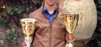 Rrezart Cungu shpallet tenisti më i mirë në Mal të Zi – Në pritje të sportisitit më të mirë të Ulqinit
