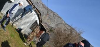 Aksion humanitar ne Millë (foto)