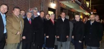 Shqiptarët në Bronx mbledhin fonde për Kryetarin e Kuvendit të Shtetit të New Yorkut