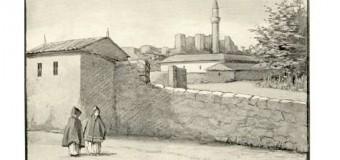 Edit Durhami: Ulqini, viti 1904 (pamje)