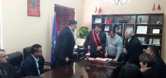 Gezim Salaj shpallet shpallet QYTETAR NDERI i Komunës Bërdicë (foto)