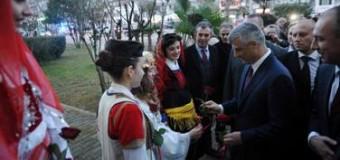 Thaçi: Po kthehem në Kosovë me mbresat më të mira nga takimi që pata në Ulqin