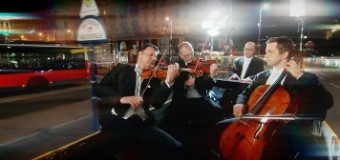 Shkëlzen Doli bënë krenar shqiptaret me parqitjen e tij në Filarmoninë e Vjenës (video)