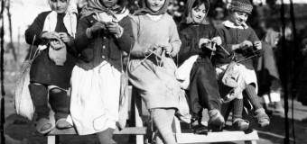 FOTO ANTOLOGJIKE – PESË VAJZAT SHQIPTARE NË VITIN 1920