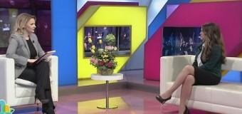 Gjylije Pelingu në mes Ulqinit dhe Tiranës – Intervistë për  TV Klan (video)