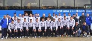 Prishtina-futboll