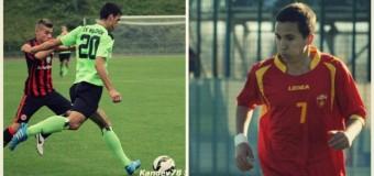 Futboll: Dy të rinj nga Ulqini në reprezentacionin e Mali të Zi