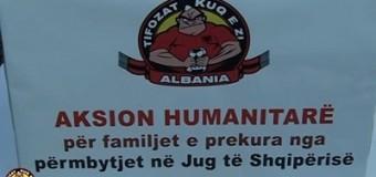 Tifozat Kuq e Zi nga Malësia mbledhin ndihma për familjet e prekura nga përmbytjet në Jug të Shqipërisë (video)