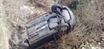 Aksident i rëndë në Kllezën –  Rrokulliset automjeti, dy të lënduarit transportohen në spitalin e Tivarit (foto , video)