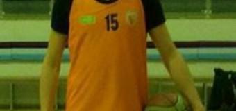 15 vjeçari dymetrosh nga Ulqini karieren basketbollistike e vazhdon në Turqi