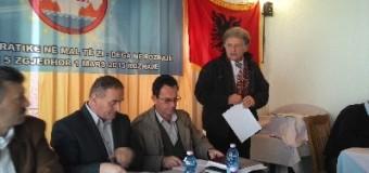 Bardhi lavdëron punën e degës së LD në MZ në Rozhajë – Mbahet Kuvendi i 5-të i saj