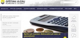 Web faqja e komunës së Ulqinit për lëvdatë – Ndërmarrjet publike (as)pak të angazhuara në këtë drejtim
