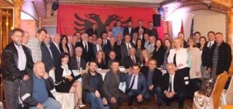 """""""Shqiptarët Ortodoks në Maqedoni"""" u promovua në Nju Jork"""