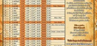 Urime për fillimin e Muajit të shenjtë të Ramazanit – Ja orari i agjerimit (foto)