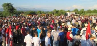 """Përmbyllet në Shas manifestimi tradicional """"Pranvera në Anë të Malit 2015""""  (video, foto)"""