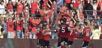 Zhgënjen Shqipëria e futbollit – Rama: Fitoi qytetaria shqiptare