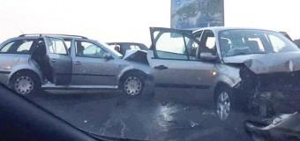 Aksident në Ujmirë, rruga Ulqin – Tivar, lëndohen 8 veta (foto)