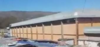 Kompleksi i ish Otrantkomercit në lagjen Totoshi shitet për 910 mijë euro
