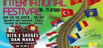 Për tre ditë me radhë në Ulqin, D'OLCINIUM INTERNATIONAL FESTIVAL