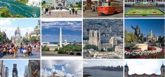 """""""Forbes"""": 10 destinacionet kryesore më preferuara turistike në botë"""