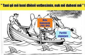 karikature-dps-partite-shqiptare