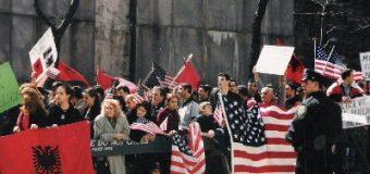 New York: Nisin protestat kundër kandidaturës së Vuk Jeremiqit për sekretar të OKB?