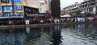 Dita e Ujit te Bekuar u festua ne Strugë nga të gjithë besimtarët e krishterë ortodoks