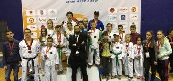 Klubi i Taekwondo-së Ulqini paraqitet me sukses në Tiranë