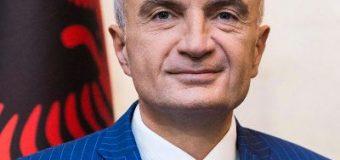Nimanbegu uron z. Ilir Meta zgjedhjen në postin e Presidentit të Republikës së Shqipërisë