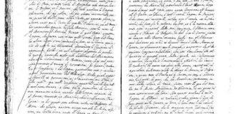 """""""Mbi bejlerbejllëkun e Rumelisë, nga Antonio Bruno prej Ulqini"""", dorëshkrim në Vatikan"""