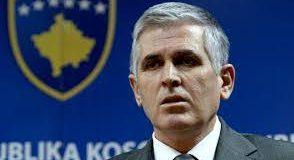 Vdiq ish-kryeministri i Kosovës  Bajram Rexhepi