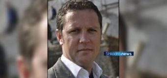 Kërcënohet gazetari Simon Shkreli