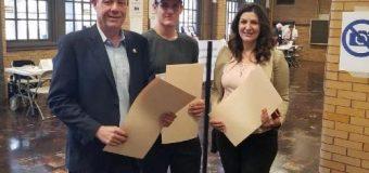 Mark Gjonaj fiton garën brenda partisë Demokrate për distriktin 13-të në Nju Jork