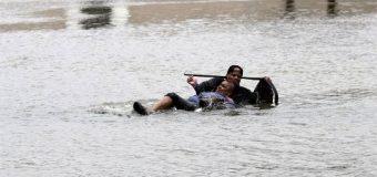 Njihuni me Heronjtë shqiptarë që po shpëtojnë qindra amerikanë nga vërshimet në Houston Teksas