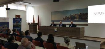 Komuna e Ulqinit priti përfaqësuesit e kompanisë Karisma