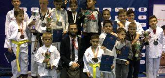 13 medalje të arta, 6 medalje argjendi, 1 medalje bronzi dhe 5 kupa për Taekwondo Ulqini në turneun e Tiranës