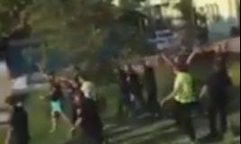 Ja çka ndodhi sot në stadiumin e Ulqinit (video)