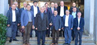 Kryetari Cungu priti kryetarët e bashkive të qarkut të Kukësit dhe Dibrës