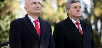 Presidenti i Shqipërisë Ilir Meta në vizitë zyrtare në Maqedoni