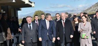 Inaugurohet stacioni i përbashkët hekurudhor Shqipëri – Mali i Zi