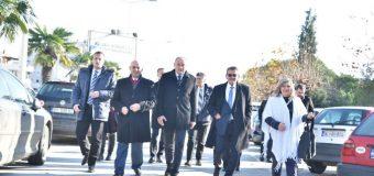 Ne Ulqin qëndroi për vizitë pune Ministri i bujqësise dhe zhvillimit rural Millutin Simoviq
